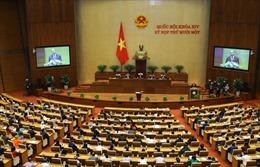 Ngày 6/4, Quốc hội bầu Phó Chủ tịch nước và một số ủy viên Ủy ban Thường vụ Quốc hội