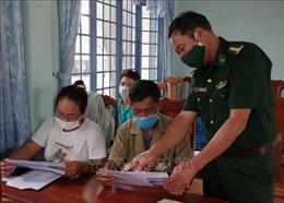 Bộ đội Biên phòng bắt giữ 46 đối tượng nhập cảnh trái phép