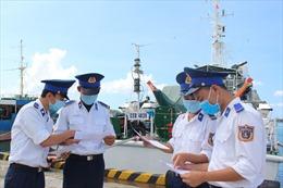 Nơi đảo xa, các chiến sĩ Cảnh sát biển đã hoàn tất công tác chuẩn bị bầu cử