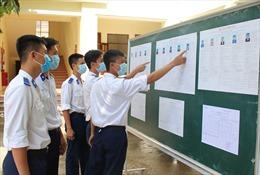 Các đơn vị quân đội sẵn sàng cho ngày bầu cử đại biểu Quốc hội và HĐND các cấp