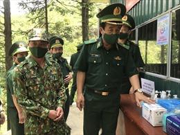 Xuất nhập cảnh trái phép gia tăng, bộ đội biên phòng đôn đốc siết chặt biên giới