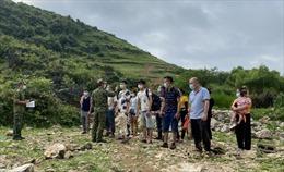 Bộ đội biên phòng Cao Bằng bắt giữ15 trường hợp nhập cảnh trái phép
