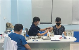 Triển khai tiêm chủng vaccine phòng COVID-19 sử dụng vốn do Quỹ Nhi đồng Liên hợp quốc viện trợ