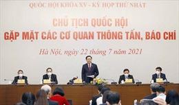Chủ tịch Quốc hội Vương Đình Huệ: Phải nâng cao chất lượng và siết chặt kỷ luật, kỷ cương