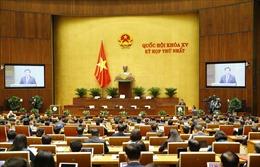 Kỳ họp quan trọng mở đầu cho nhiệm kỳ Quốc hội khóa XV