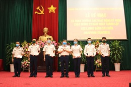 Trung tâm Đào tạo và Bồi dưỡng nghiệp vụ Cảnh sát biển coi trọng công tác phòng chống dịch