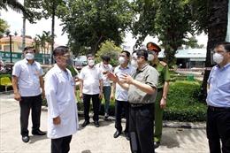 Tổng hợp dịch COVID-19: Ngày 26/8, ghi nhận 11.575 ca mắc mới; TP Hồ Chí Minh lấy mẫu toàn dân tại vùng đỏ, vùng cam bằng xét nghiệm kháng nguyên