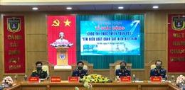 Cuộc thi trực tuyến toàn quốc tìm hiểu Luật Cảnh sát biển Việt Nam