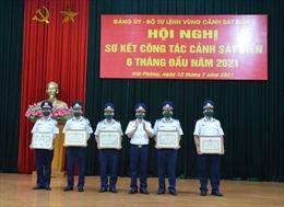 BTL Vùng Cảnh sát biển 1 duy trì nghiêm lực lượng, phương tiện trực sẵn sàng chiến đấu