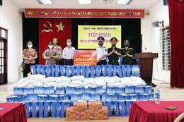 Cảnh sát biển trao tặng 300 suất quà trị giá 150 triệu đồng cho các gia đình khó khăn