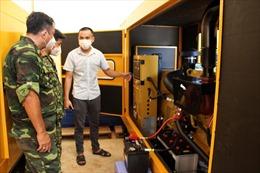 Xuất cấp vật tư, thiết bị từ nguồn dự trữ quốc gia cho Bộ Quốc phòng để thực hiện phòng, chống dịch