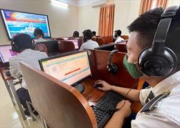 Học viện Hải quân với cuộc thi trực tuyến 'Tìm hiểu Luật Cảnh sát biển Việt Nam'