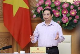 Thủ tướng yêu cầu khen thưởng kịp thời tập thể, cá nhân trong phòng chống COVID-19