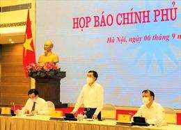 Thứ trưởng Bộ Y tế Trần Văn Thuấn: Trong tháng 9 và tháng 10 sẽ có khoảng 30 triệu liềuvaccine về Việt Nam