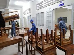 Hải đoàn 42 Cảnh sát biển chung sức phòng chống dịch COVID-19