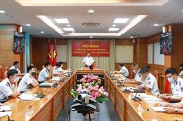 Bộ Tư lệnh Cảnh sát biển sơ kết công tác phòng, chống khai thác IUU