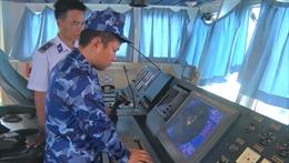 BTL Vùng Cảnh sát biển 4 tổ chức hội thi tàu xuồng, xe tốt năm 2021