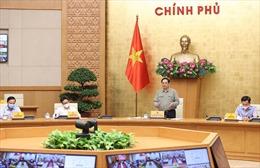 Thủ tướng: Kiên trì thực hiện các biện pháp phòng chống dịch dựa vào 3 trụ cột