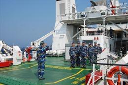 Lực lượng Cảnh sát biển cảnh giác không để bị động bất ngờ