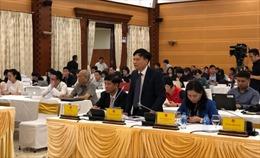 Kiểm điểm trách nhiệm tập thể, cá nhân trong dự án mở rộng sản xuất giai đoạn 2 Công ty Gang thép Thái Nguyên