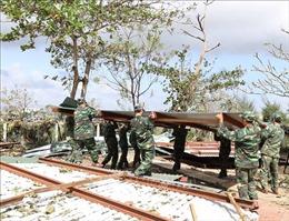 Khẩn trương khắc phục hậu quả mưa lũ, chủ động ứng phó với siêu bão Goni