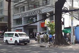 Cô gái trẻ rơi xuống từ tòa nhà cao tầng, tử vong tại chỗ