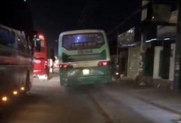 Xử lý nghiêm xe buýt vi phạm an toàn giao thông