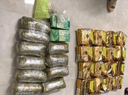 Thuê căn hộ chung cư để mua bán, cất giấu gần 40 kg ma túy