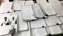 Bắt nhóm chuyên cho vay 'cắt cổ', thu 48 kg hồ sơ cho vay