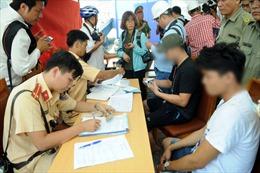 Thành phố Hồ Chí Minh đưa tài xế dương tính với ma túy ở cảng Cát Lái đi cai nghiện