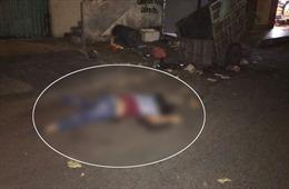 Nam thanh niên nghi rơi từ chung cư xuống đất tử vong