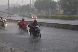 Mưa lớn giải nhiệt, thời tiết TP Hồ Chí Minh đã dịu mát