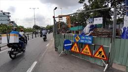 TP Hồ Chí Minh tạm ngưng các công trình đào đường trong dịp 30/4 và 1/5