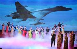 Liên hoan nghệ thuật quần chúng lực lượng vũ trang, thanh niên và sinh viên lần thứ 9