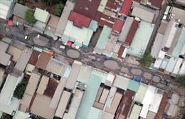 Những 'con đường đau khổ' ám ảnh người dân tại TP Hồ Chí Minh