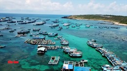 Đảm bảo hàng hóa thiết yếu cho huyện đảo Phú Quý dịp Tết Nguyên đán