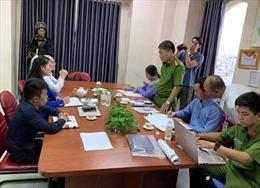 Khám xét trụ sở, bắt tạm giam Tổng giám đốc Công ty Alibaba Nguyễn Thái Lĩnh