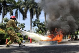 TP Hồ Chí Minh nâng cao ý thức phòng cháy, chữa cháy trong dân