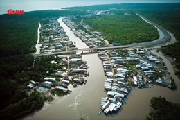 Phê duyệt Nhiệm vụ lập quy hoạch tỉnh Cà Mau thời kỳ 2021-2030, tầm nhìn đến năm 2050
