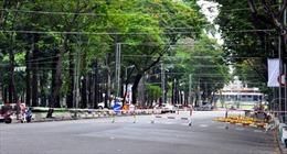 TPHCM tạm cấm xe một phần đường Lê Duẩn để tưởng niệm nạn nhân tai nạn giao thông