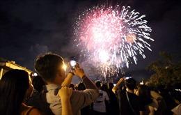 Thành phố Hồ Chí Minh điều chỉnh lưu thông phục vụ bắn pháo hoa Tết Dương lịch 2020