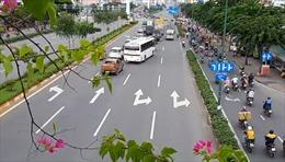 TP Hồ Chí Minh điều chỉnh lưu thông nhiều tuyến đường trong ngày 21/12