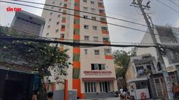 Tổng kiểm tra chung cư Khang Gia Chánh Hưng sau hàng loạt sai phạm