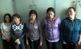 Bắt nhóm 'nữ quái' chuyên móc túi ở bệnh viện tại TP Hồ Chí Minh
