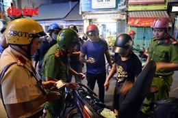 Tạm giữ gần 2.000 phương tiện tụ tập đua xe, gây rối trật tự công cộng