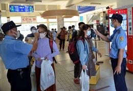 Tăng cường công tác phòng, chống dịch COVID-19 ở các bến xe, nhà ga