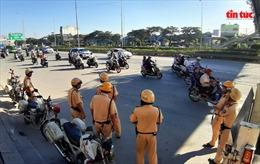 Gần 15.000 phương tiện bị xử phạt trong 15 ngày ra quân tổng kiểm tra giao thông
