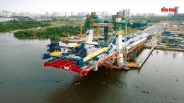 TP Hồ Chí Minh có 7 công trình xây dựng, giao thông cấp bách được tiếp tục thi công