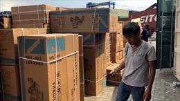 Hải quan TP Hồ Chí Minh phát hiện 2 container đồ chơi nhập về từ Trung Quốc