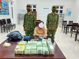 Bắt 9 đối tượng buôn ma tuý xuyên quốc gia, thu giữ 30kg ma túy, hơn 10.000 viên thuốc lắc